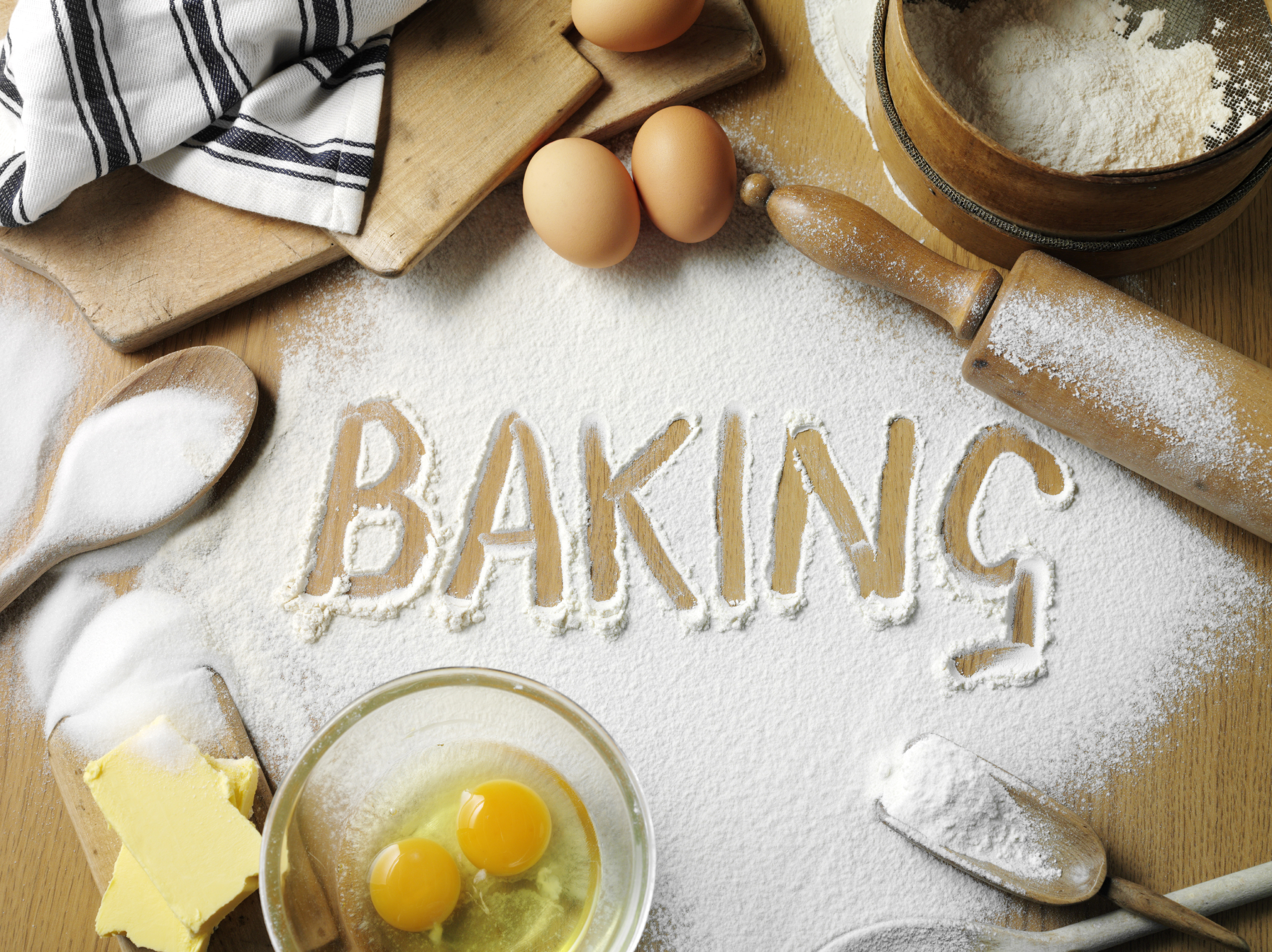 Are You Achin To Do Some Bakin St Anne S Living Center